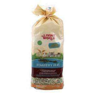 Living World Timothy Hay  Small Animal Food Dry - PetMax