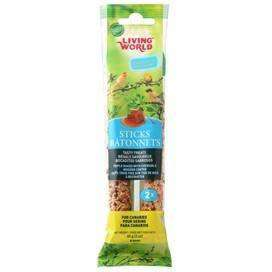 Living World Canary Honey Stick, Bird Treats, Rolf C Hagen Inc. - PetMax