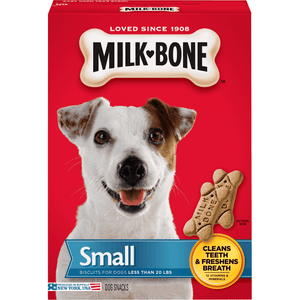 Milkbone Small Biscuits  Dog Treats - PetMax