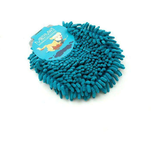 Messy Mutts Chenille Groom Mitt, Dog Grooming Products, Messy Mutt - PetMax