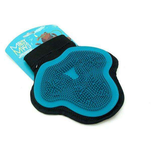 Messy Mutts Silicone Groom Glove, Dog Grooming Products, Messy Mutt - PetMax