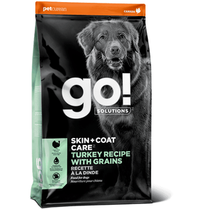 GO! SKIN + COAT CARE Turkey Recipe for dogs  Dog Food - PetMax