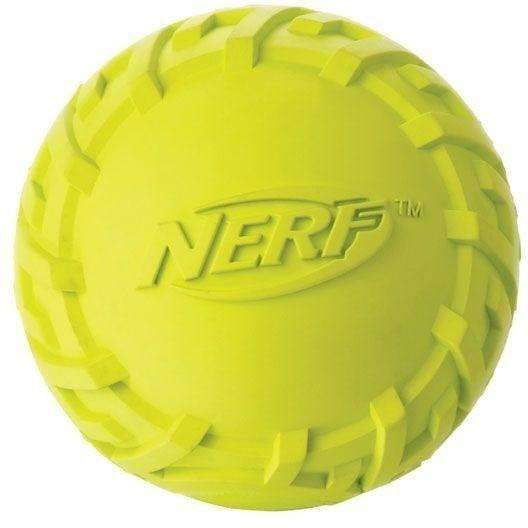 Nerf Trax Squeak Balls Dog Toy  Dog Toys - PetMax