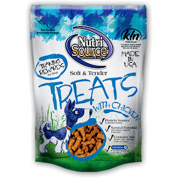 Nutri Source Tender Dog Treats Chicken | Dog Treats -  pet-max.myshopify.com