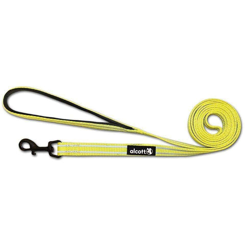 Alcott Adventure Leash Neon Yellow