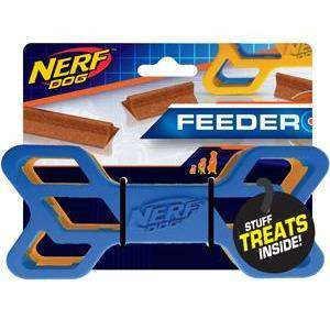Nerf Dog Toy Exo Bone