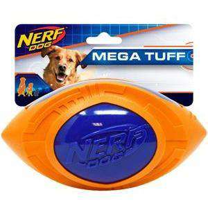 Nerf Dog Toy Megaton Football