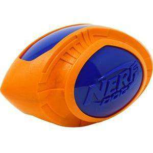 Nerf Dog Toy Megaton Football  Dog Toys - PetMax