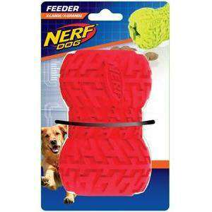 Nerf Dog Toy Tire Feeder  Dog Toys - PetMax