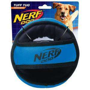 Nerf Dog Toy Trackshot X-Ring  Dog Toys - PetMax
