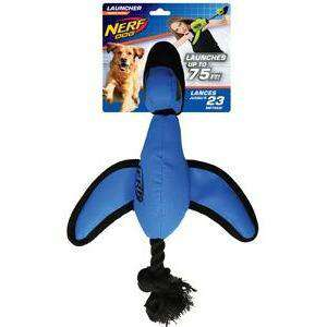 Nerf Dog Toy Trackshot Launcher Duck