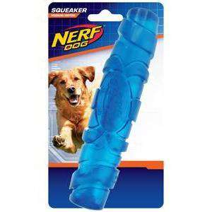 Nerf Dog Toy TPR Sqeak Stick