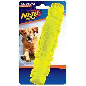 Nerf Dog Toy TPR Sqeak Stick  Dog Toys - PetMax