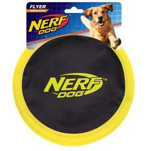 Nerf Dog Toy Nylon Zone Flyer