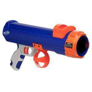 Nerf Dog Toy Tennis Ball Blaster