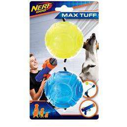 Nerf Dog Toy Blaster TPR Sonic Ball  Dog Toys - PetMax