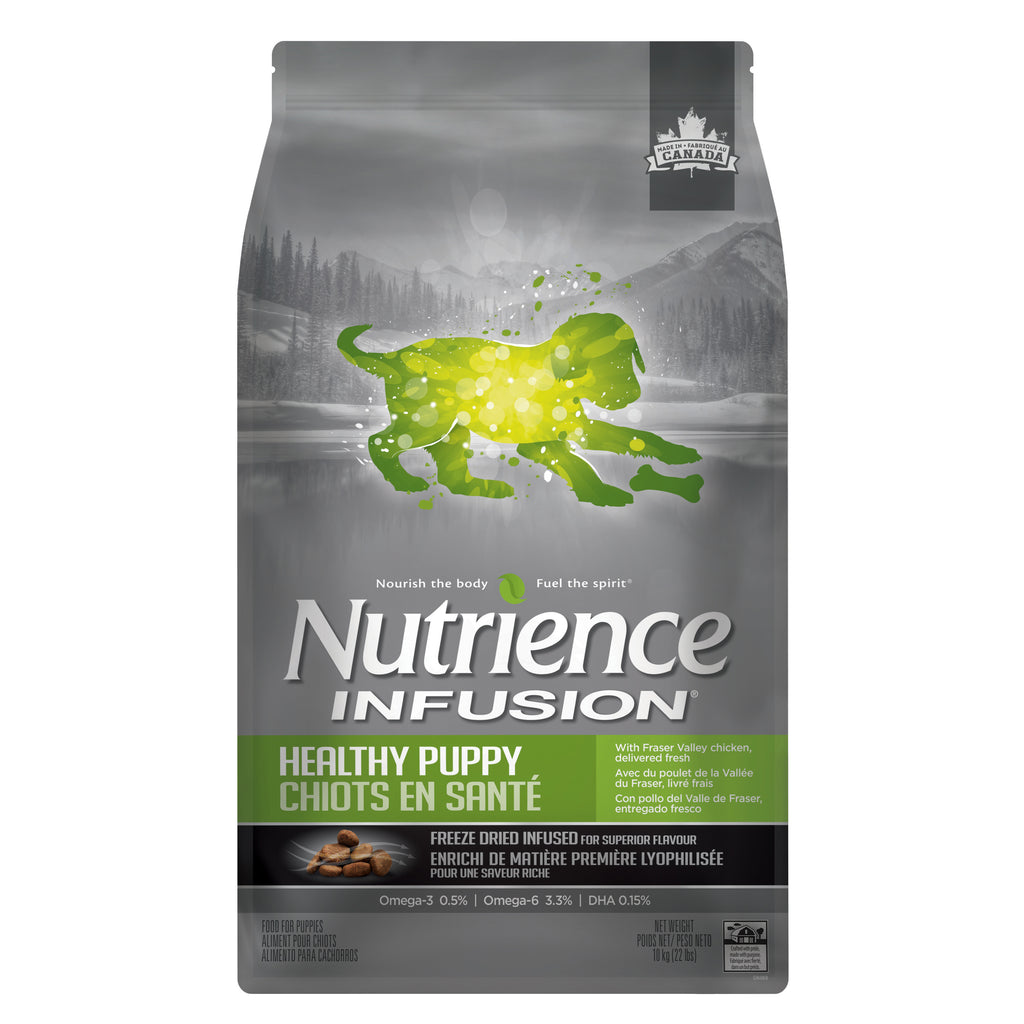 Nutrience Infusion Healthy Puppy Chicken Dog Food [variant_title] [option1] - PetMax.ca
