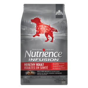 Nutrience Infusion Dog Food Adult Beef Dog Food [variant_title] [option1] - PetMax.ca