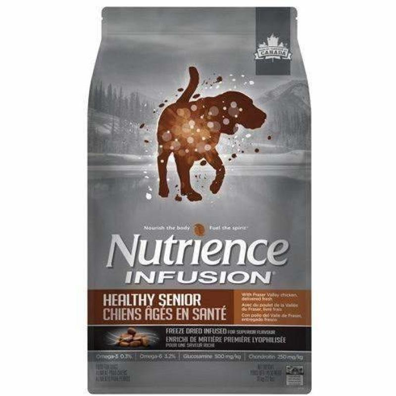 Nutrience Infusion Healthy Senior Chicken  Dog Food - PetMax