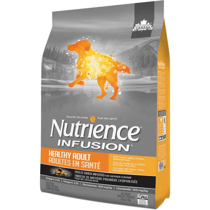 Nutrience Infusion Adult Dog Food Chicken  Dog Food - PetMax