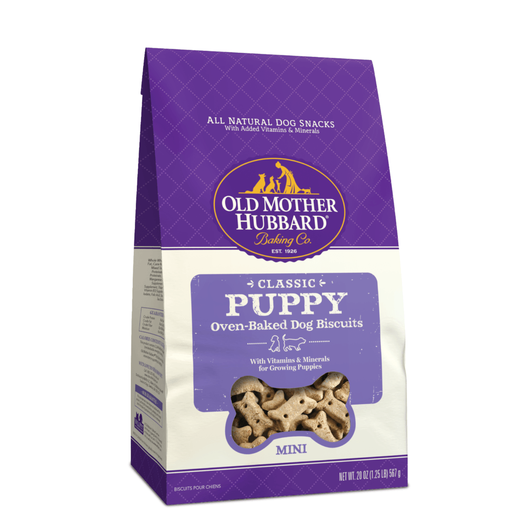 Old Mother Hubbard Classic Puppy Biscuits Baked Dog Treats
