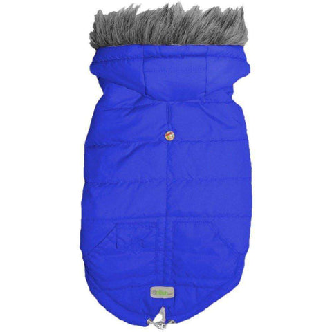 Go Fresh Pet Arctic Parka Blue, Clothing, Go Fresh Pet - PetMax