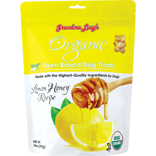 Grandma Lucy's Organic Baked Lemon Honey