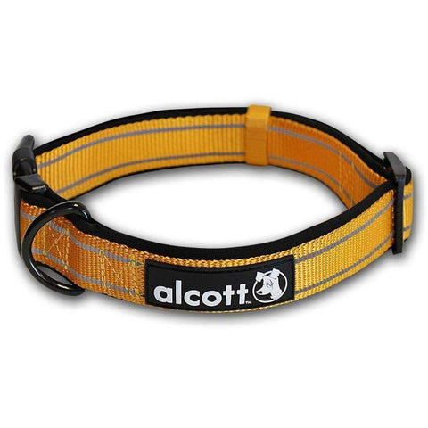 Alcott Adventure Adjustable Collar Orange