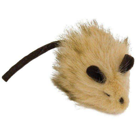 Play-N-Squeak Cat Toy Wooly Mouse, Cat Toys, OurPets - PetMax