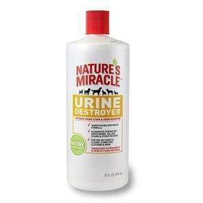 Nature's Miracle Urine Destroyer, Stain & Odor, Nature's Miracle - PetMax