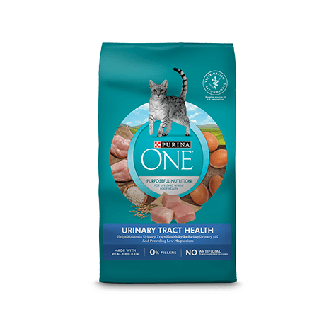 Purina ONE Cat Food Adult Urinary Tract Health  Dry Cat Food - PetMax