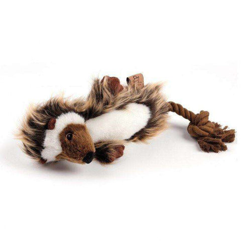 All For Paws Classic Renald Hedgehog Dog Toy, Dog Toys, Rolf C. Hagen - PetMax Canada