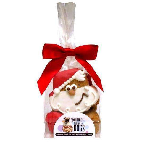 Bosco & Roxy Howliday Santa Cello Gift Pack