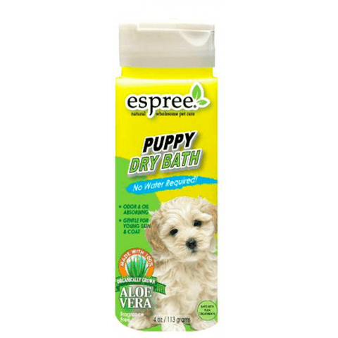 Espree Puppy Dry Bath, Dog Grooming Products, Espree - PetMax
