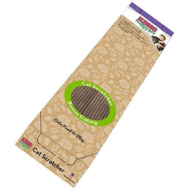 Kong Cat Naturals Single Scratcher  Cat Toys - PetMax