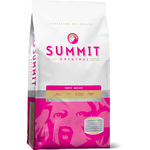 Summit Puppy 3 Meat Protein  Dog Food - PetMax