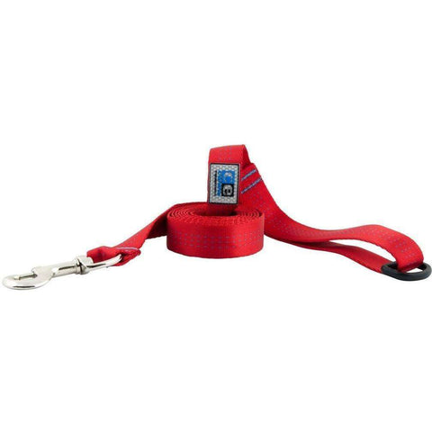 Canine Equipment Traffic Leash Red, Leashes, RC Pet Products - PetMax Canada