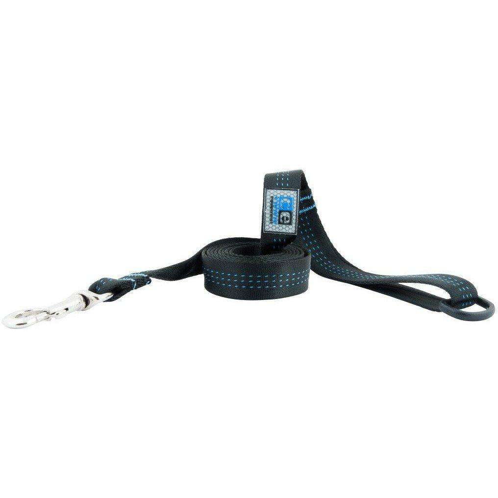 Canine Equipment Traffic Leash Black 3/4 X 6 Leashes - PetMax