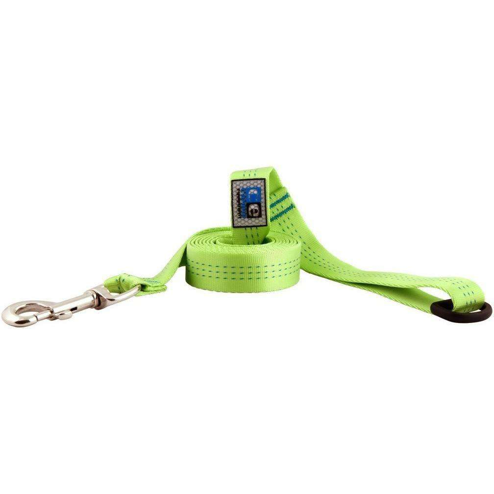 Canine Equipment Traffic Leash Lime 3/4 X 6 Leashes - PetMax