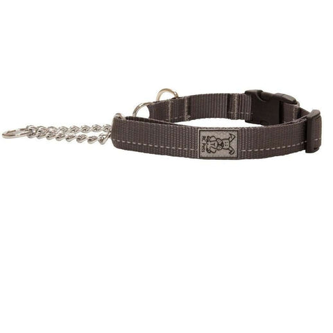 RC Dog Training Clip Collar Charcoal