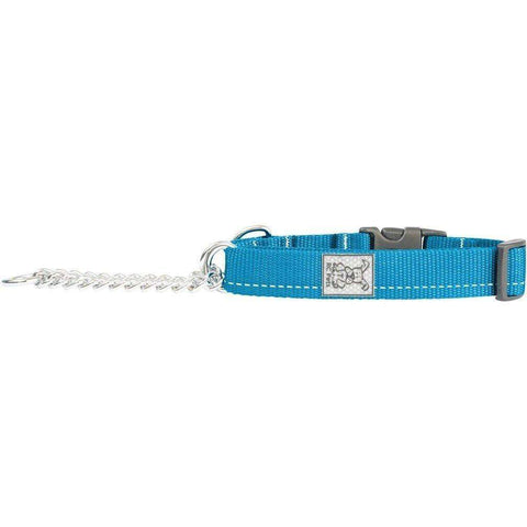 RC Dog Training Clip Collar Cyan