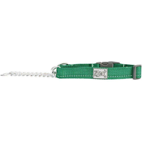 RC Dog Training Clip Collar Green