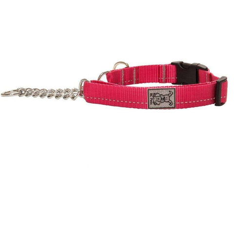 RC Dog Training Clip Collar Raspberry