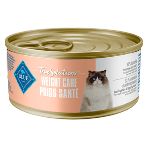 Blue True Solutions Canned Cat Food Weight Care 156g Canned Cat Food - PetMax