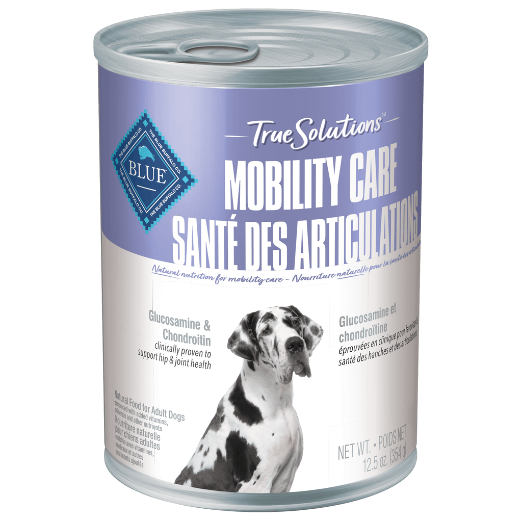 Blue True Solutions Canned Dog Food Mobility Care [variant_title] [option1] | Canned Dog Food Blue Buffalo -  PetMax.ca