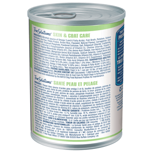 Blue True Solutions Canned Dog Food Skin & Coat Care  Canned Dog Food - PetMax