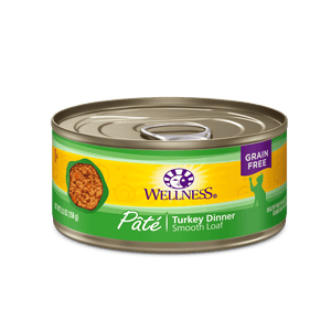 Wellness Canned Cat Food Turkey  Canned Cat Food - PetMax