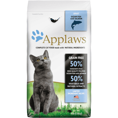 Applaws Cat Grain Free Ocean Fish & Salmon Dry Cat Food [variant_title] [option1] - PetMax.ca