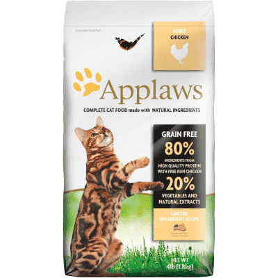 Applaws Grain Free Chicken Cat Food, Dry Cat Food, Applaws Pet Food - PetMax Canada