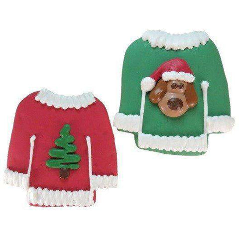 Bosco & Roxy Howl-I-Days Ugly Sweater